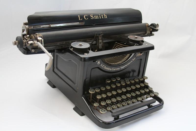 Lc smith typewriter key generator