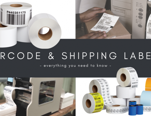 A Go-To Guide for Barcode and Shipping Labels