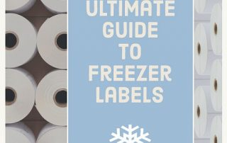Freezer Label Guide