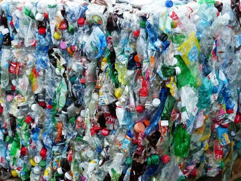 Polyethylene Terephthalate Film is used for plastic bottles