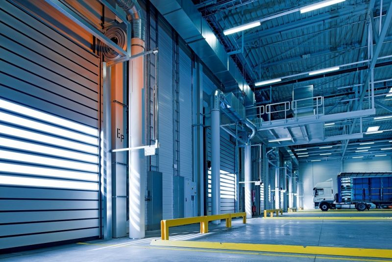 Looking for ways to beat the summer heat in your warehouse this summer