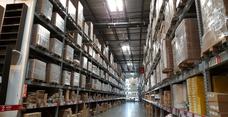 Inventory visibility is important for warehouse efficiency