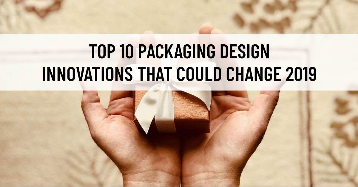 Top 10 Packaging Designs