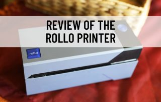 Review of the rollo printer