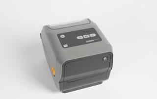 A Zebra ZD620 printer can print both direct thermal and thermal transfer labels.
