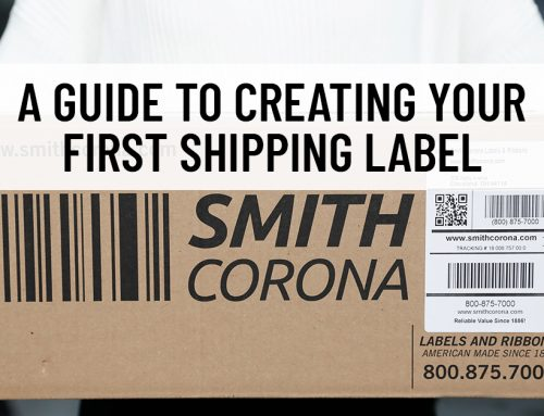 A Guide to Creating Your First Shipping Label