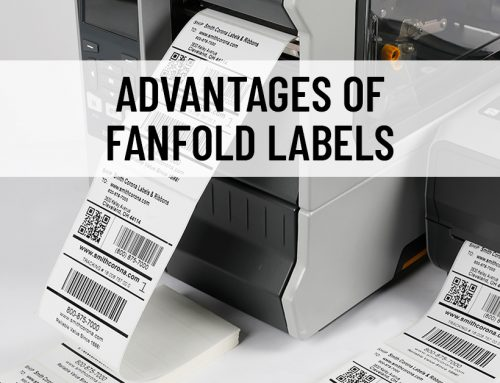 Advantages of Fanfold Labels