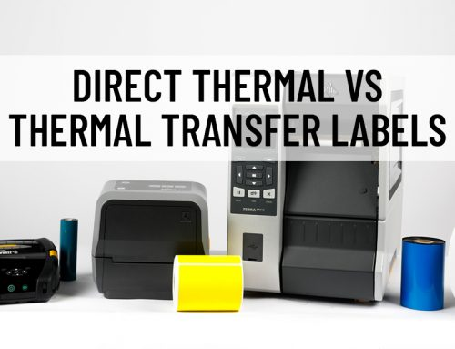 Direct Thermal vs Thermal Transfer Labels