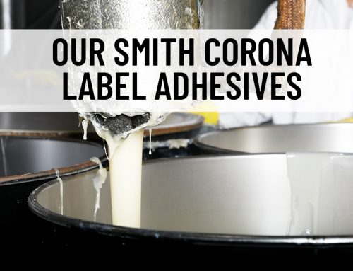 Our Smith Corona Label Adhesives