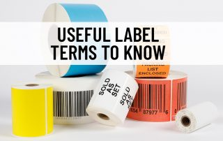 Useful Label Terms to Know