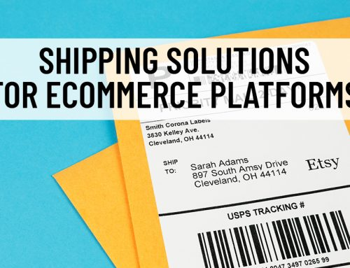 Shipping Solutions for eCommerce Platforms