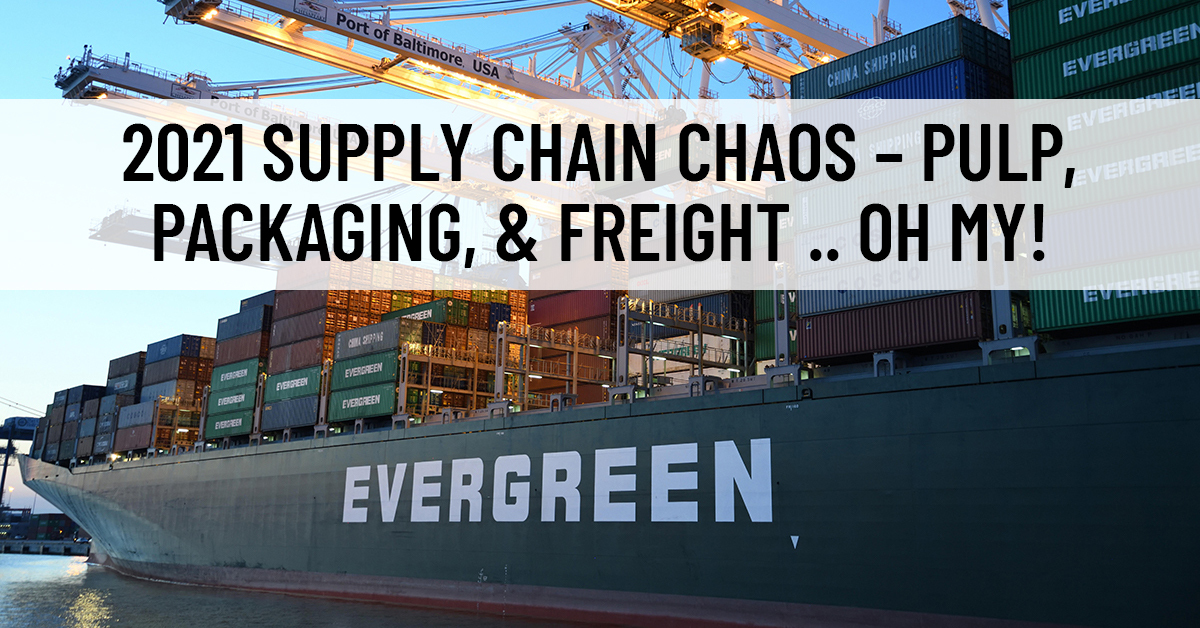 2021 Supply Chain Chaos