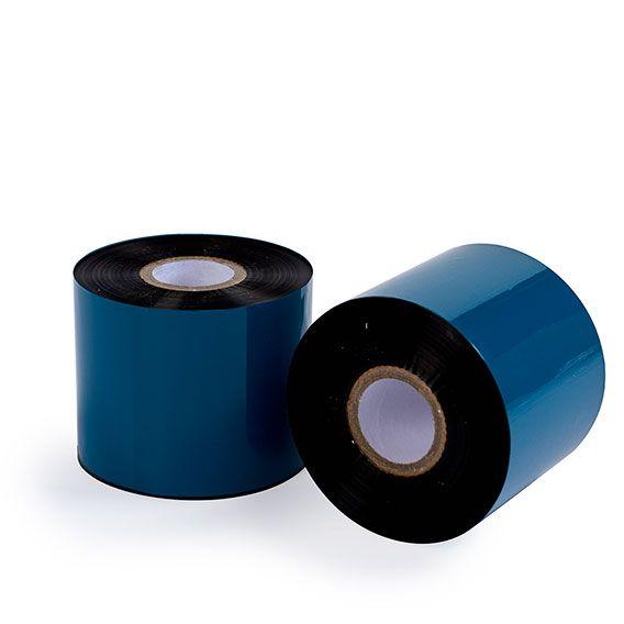 "2.38"" x 1476' Wax Ribbons - 1"" Core"