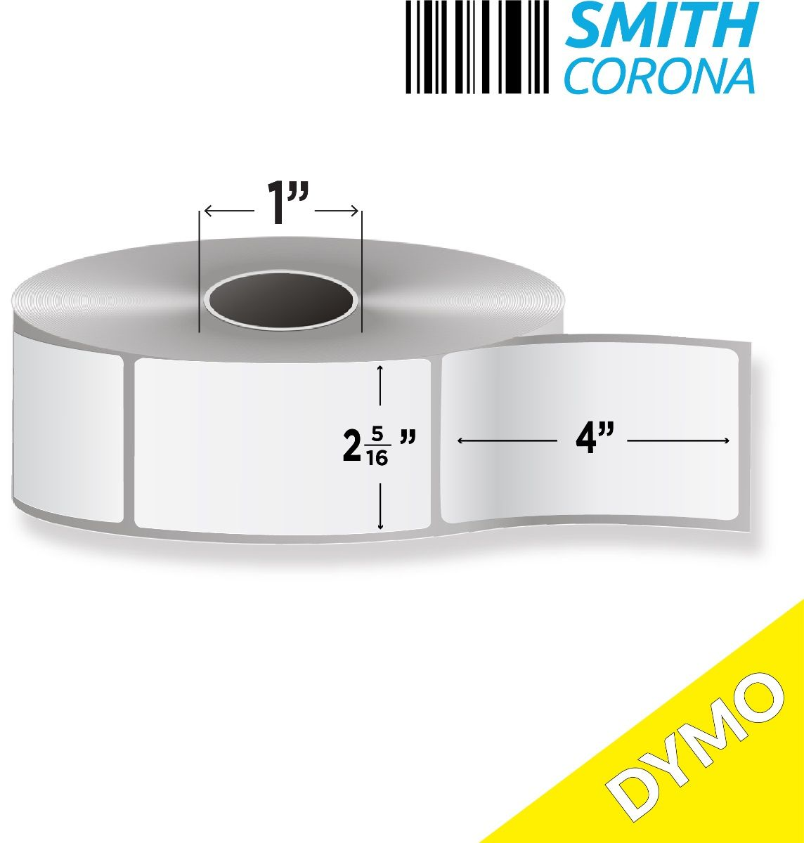 2 5/16 x 4 Dymo Labels