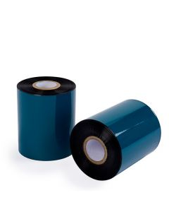 <span><span>3.<span><span>2<span><span>7 x 1</span>4</span></span></span>76</span></span> Thermal Wax Ribbon - 24 Rolls Per Box