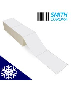 <span><span>4 x 6</span></span> Freezer Grade - Thermal Transfer Fanfold Labels