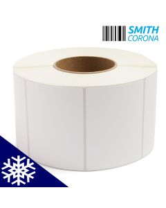 <span><span>4 x 3</span></span> Direct Thermal Labels - Freezer Adhesive