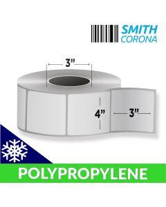 <span><span>4 x 3</span></span> Polypropylene (Freezer Grade) - Direct Thermal Labels - 3