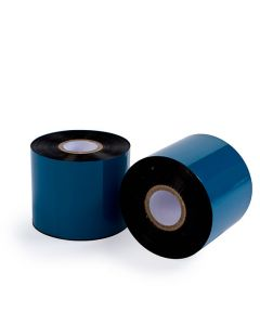 <span><span>2.<span><span>3<span><span>8 x 1</span>4</span></span></span>76</span></span> Thermal Wax Ribbon - 24 Rolls Per Box