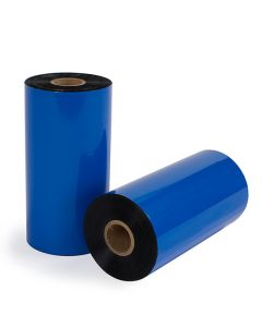 <span><span>8.<span><span>6<span><span>6 x 1</span>4</span></span></span>76</span></span> Thermal Wax Ribbon 12 Rolls Per Box