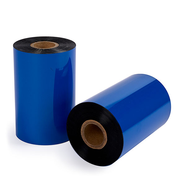 "4.33"" X 1345' Thermal Wax Ribbon 24 Rolls Per Box"