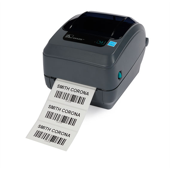 """4"""" x 2"""" (XL) Direct Thermal Labels - 1"""" Core-3"""