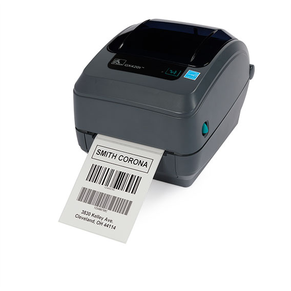 """4"""" x 5"""" Direct Thermal Labels - 1"""" Core-3"""