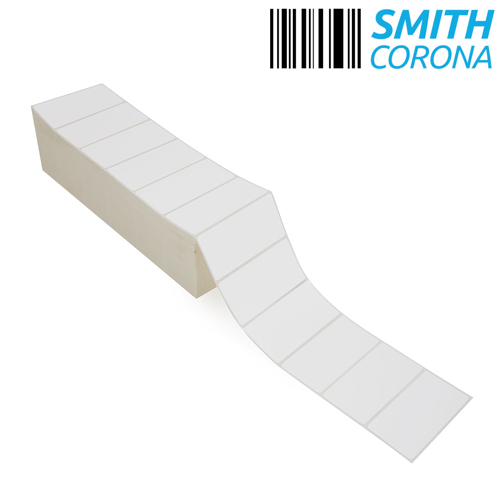 "4"" x 2"" Thermal Transfer Fanfold Labels-4"