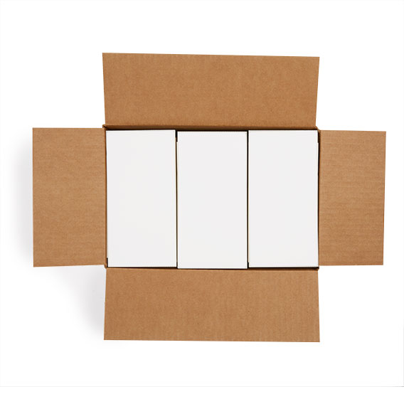 """4"""" x 8"""" Thermal Transfer Fanfold Labels-2"""