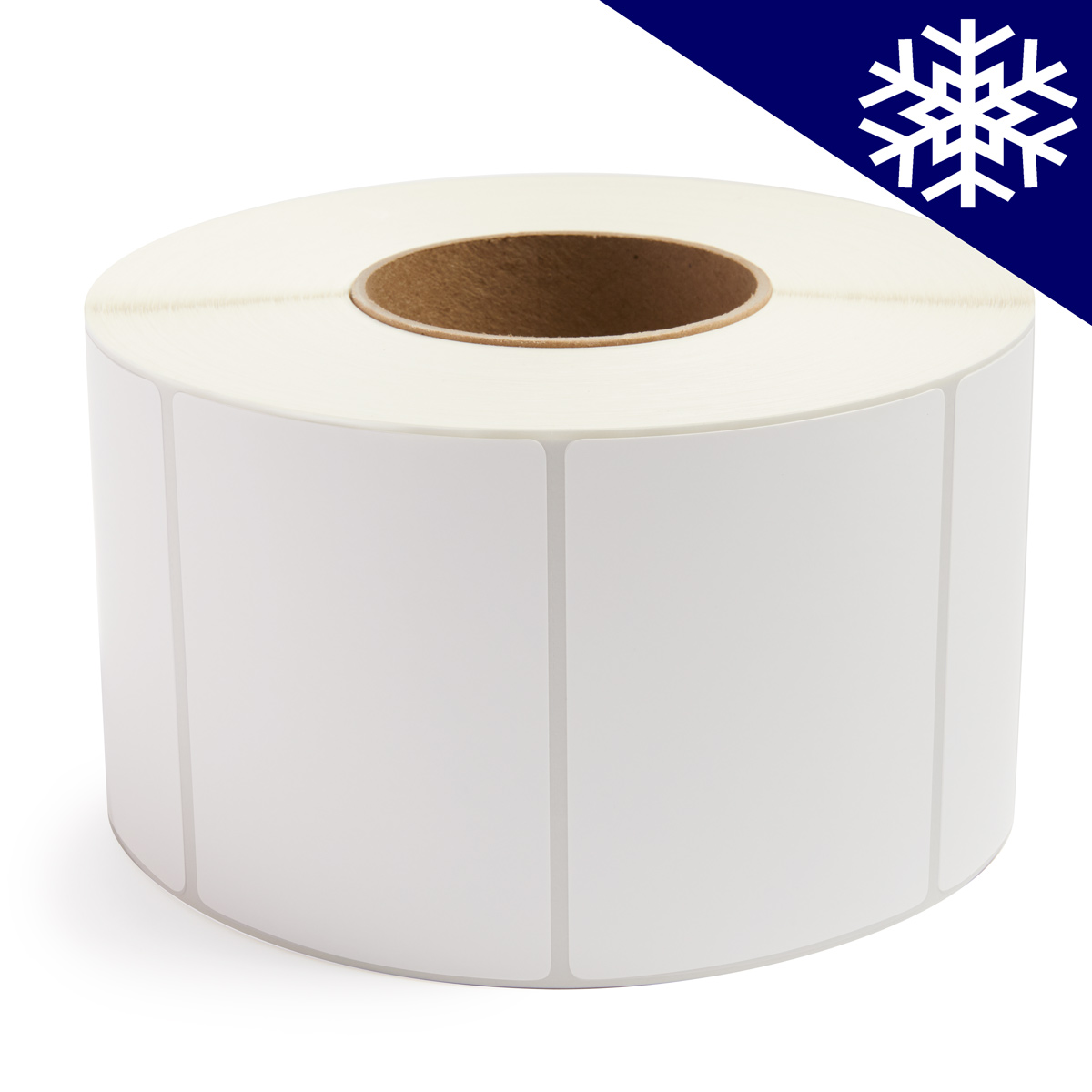 4x3 Direct Thermal Freezer Labels - Save At Least 27% With
