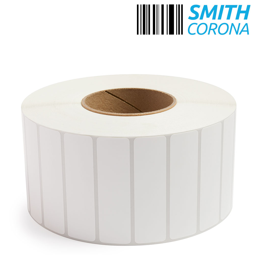"3.5"" x 1"" Thermal Transfer Labels - 3"" Core-5"