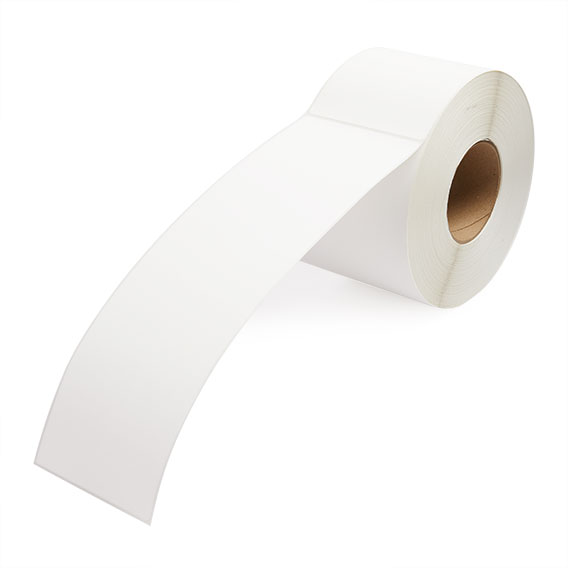 """4"""" x 13"""" Thermal Transfer Labels - 3"""" Core-2"""