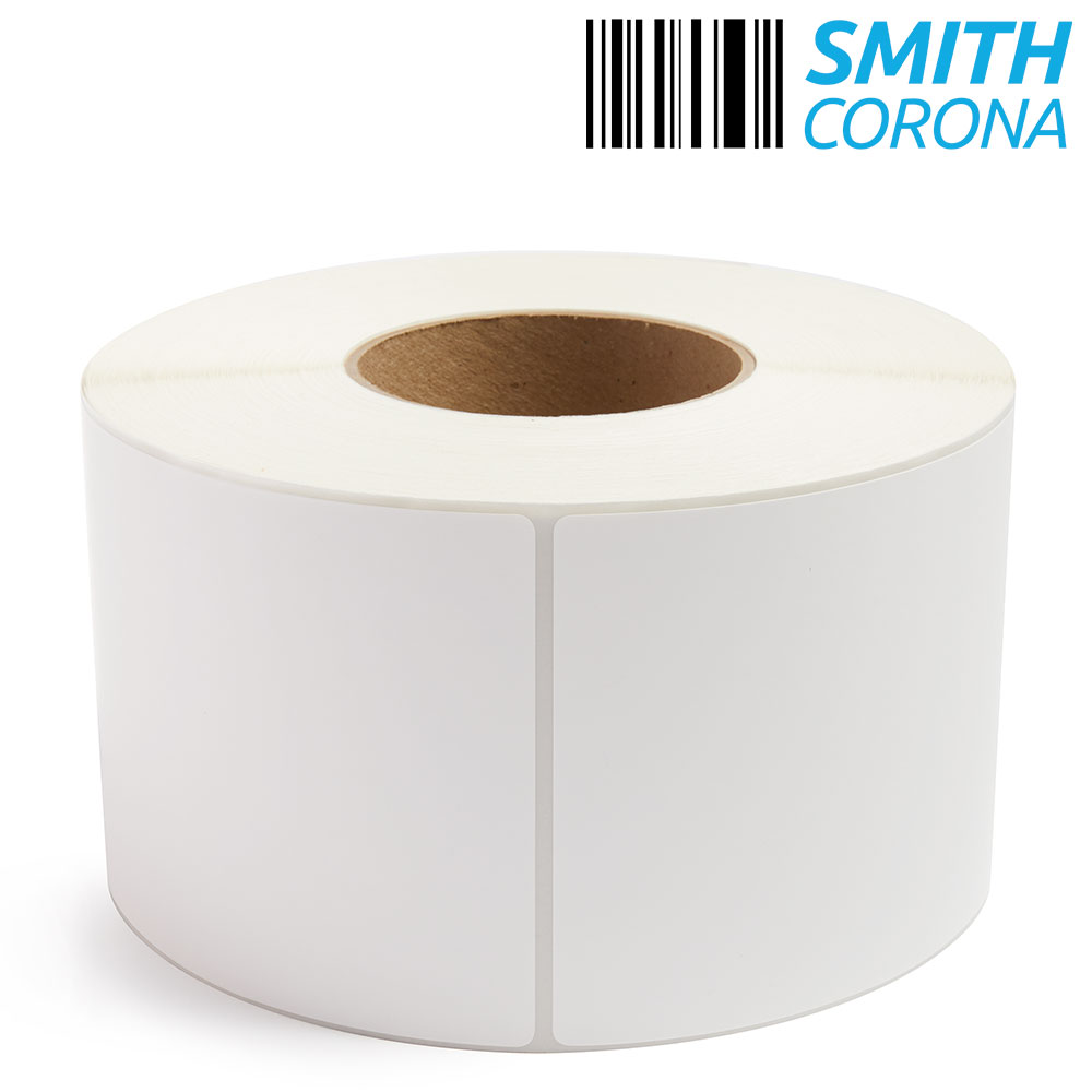 "4"" x 8"" Thermal Transfer Labels - 3"" Core-5"