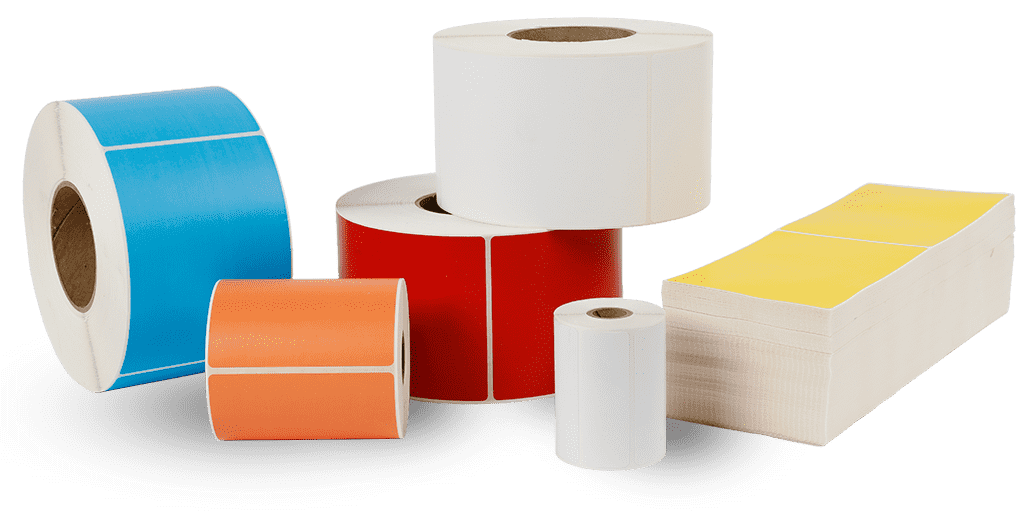 Blank Direct Thermal Labels