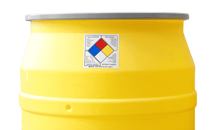 Polypropylene Inkjet Labels