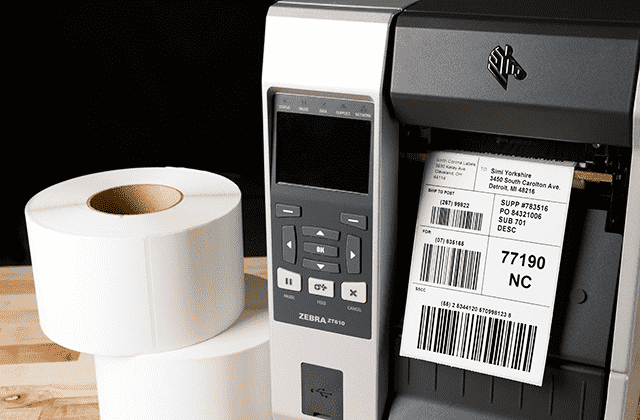 """3"""" Core Direct Thermal Labels"""