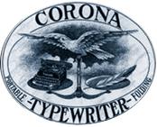 Seal of Corona Typewriter