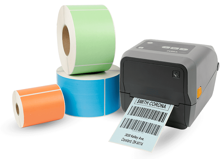 """4"""" x 6"""" Direct Thermal Labels"""