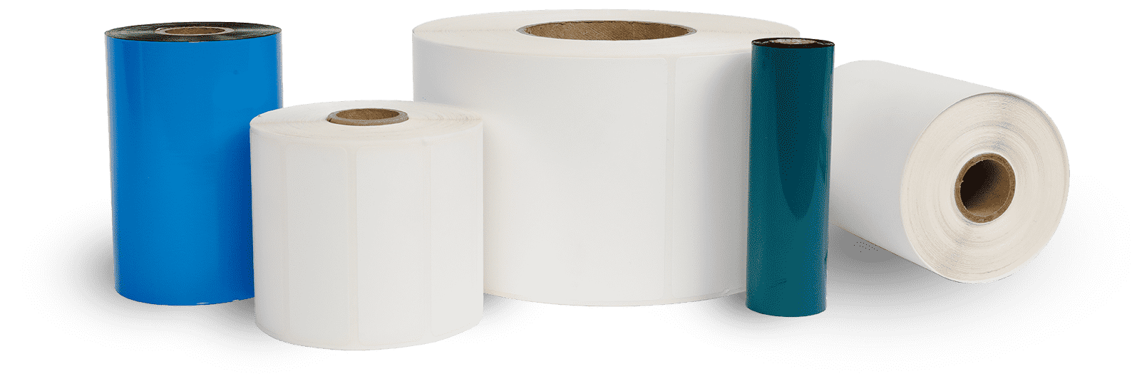 Non-Perforated Thermal Transfer Labels