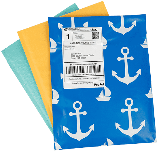 PayPal Shipping Labels