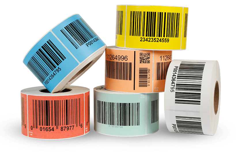 Barcoding Labels