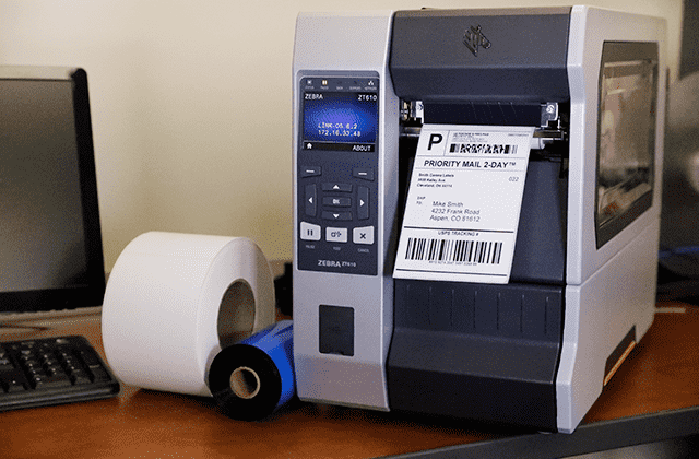 """3"""" Core Thermal Transfer Labels"""